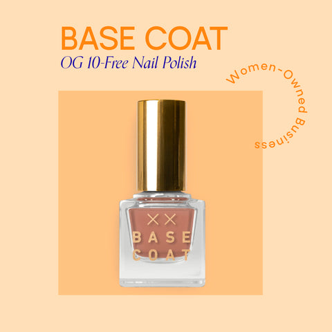 The BeautyGrass L.A Shop-Small Gift Guide: Base Coat