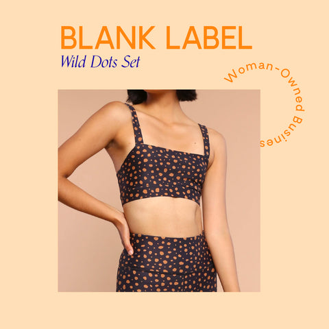 The BeautyGrass L.A. Shop-Small Gift Guide: Blank Label