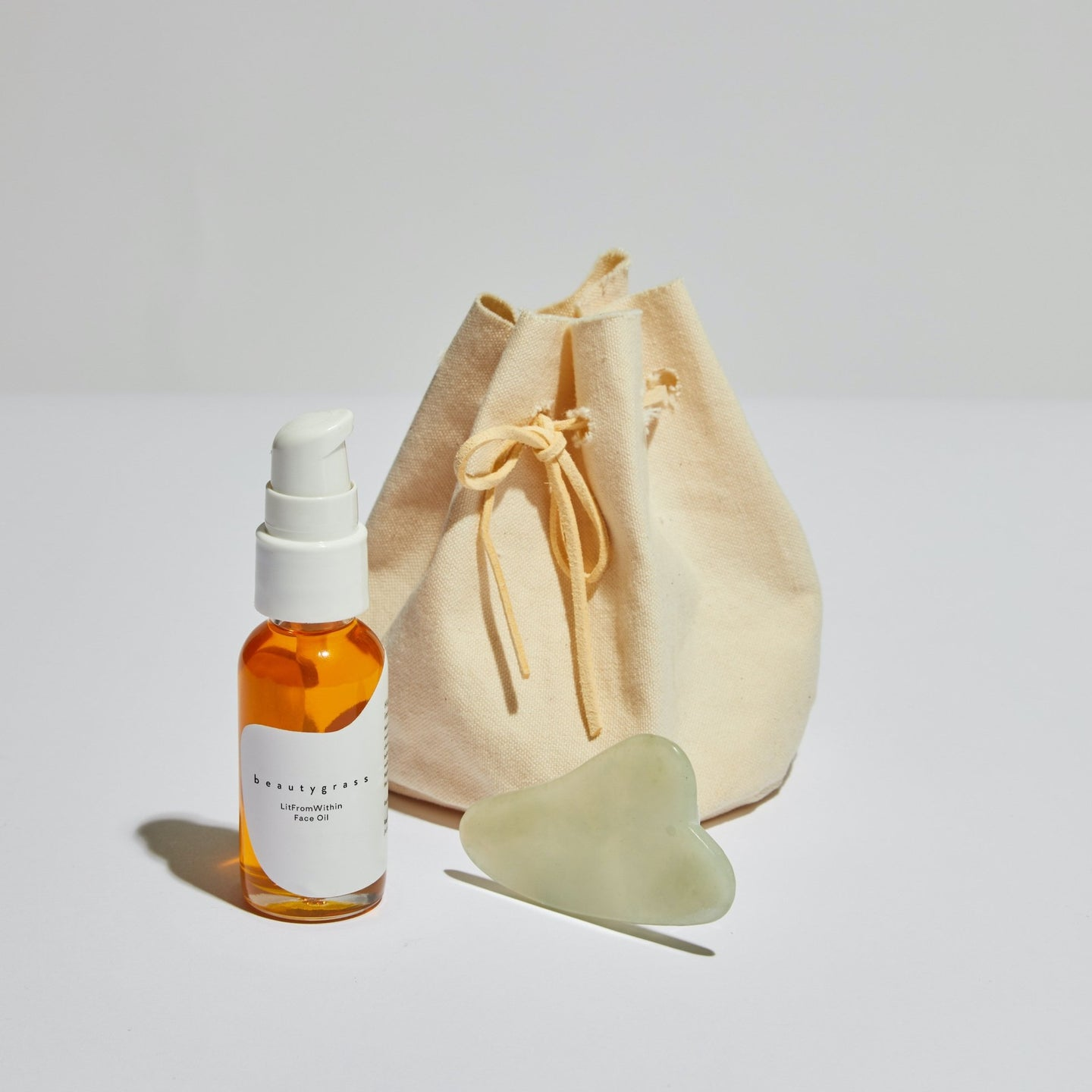 Gua Sha Oil Kit