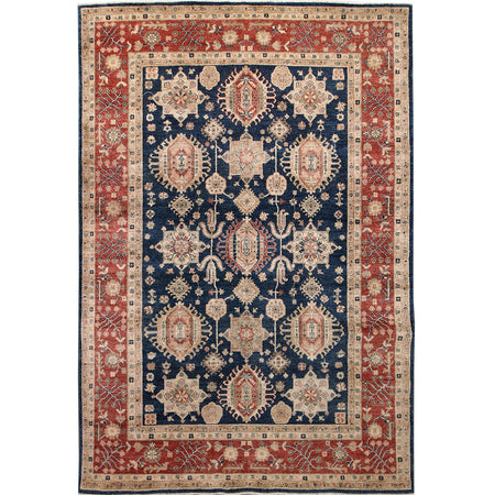 Buy Handmade 7x10 Size Rugs And Carpets Shop At Allrugo