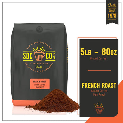 SDC French Roast