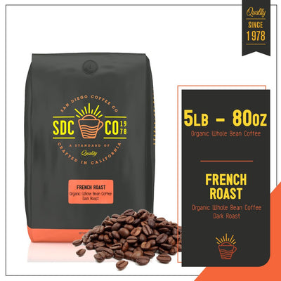 SDC Organic French Roast