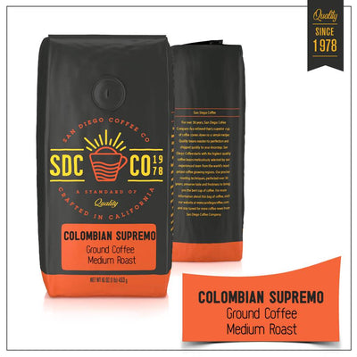 SDC Colombian Supremo