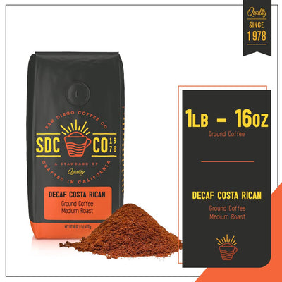 Decaf Costa Rican