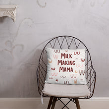 Load image into Gallery viewer, milk mama pillow