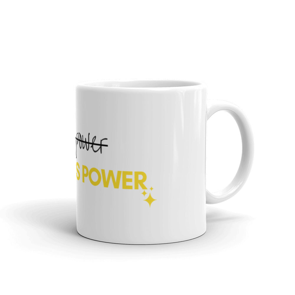 Goddess Power Mug