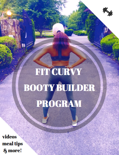 Pregnancy Friendly Booty Builder Program