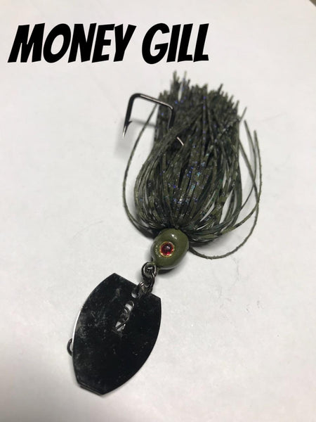 Vibrating Trapper Swimjig