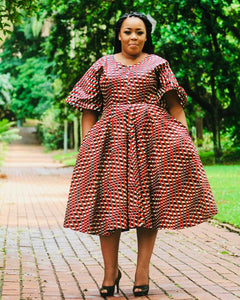 Qhawekazi Gugu Dress