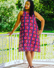 Load image into Gallery viewer, Qhawekazi Pink Sleeveless Dress