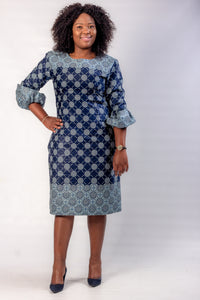 Qhawekazi Lungi Dress