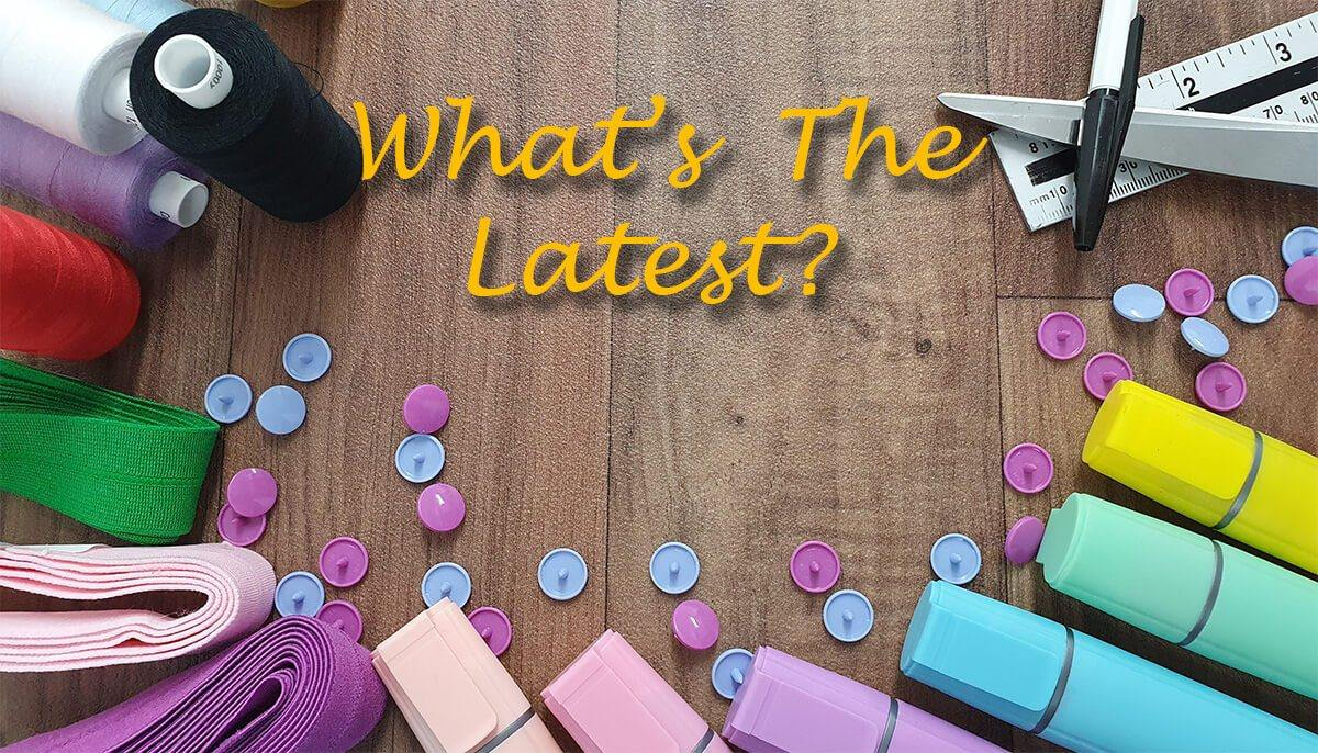 What's The Latest? News Update | Ab Fab Textiles