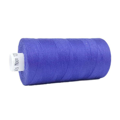 025 Bright Purple - Coats Moon 1000yd Polyester Thread | Ab Fab Textiles