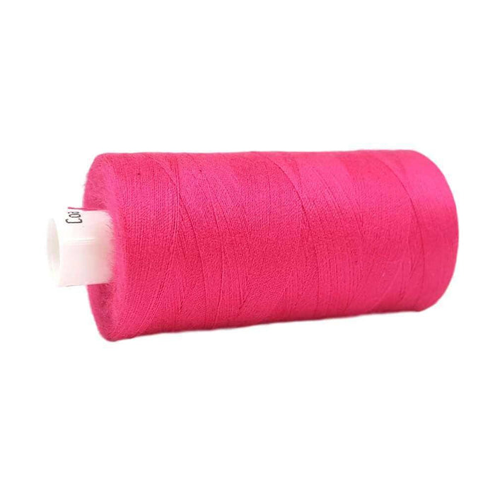 057 Bright Pink - Coats Moon 1000m Polyester Thread