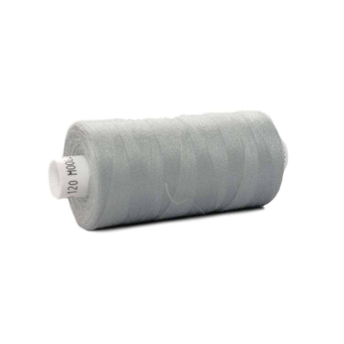 082 Silver - Coats Moon 1000yd Polyester Thread