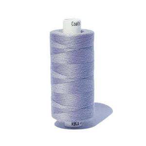 088 Light Grey - Coats Moon 1000m Polyester Thread | Ab Fab Textiles