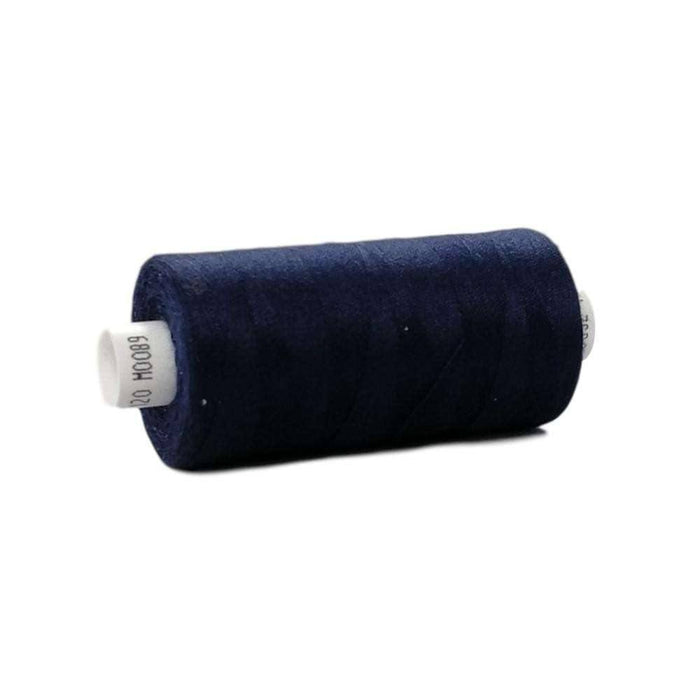 089 Navy Blue - Coats Moon 1000m Polyester Thread