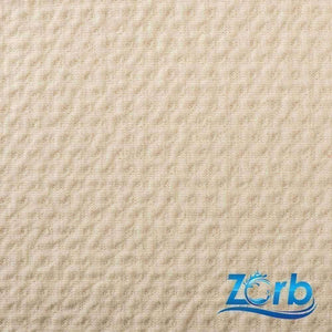 "Zorb 3D Bamboo Dimple ""Fat Quarter"" - Ab Fab Textiles"