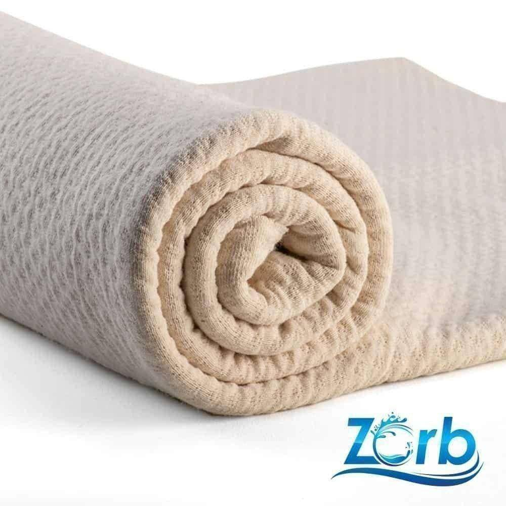 UK Cheapest Towels Soakers Incontinence Microfiber with Zorb Fat Quarter