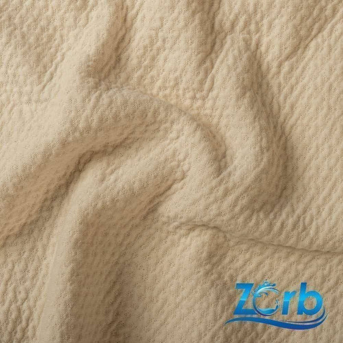 "Zorb® 3D Bamboo Dimple Fabric ""Fat Quarter"""