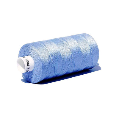 230 Pale Blue - Coats Moon 1000yd Polyester Thread | Ab Fab Textiles