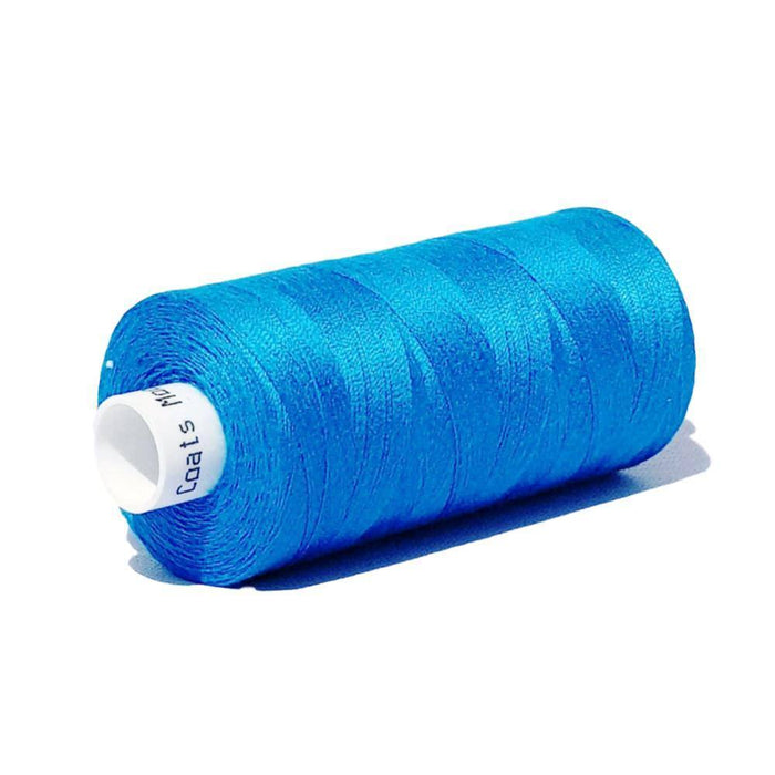 234 Aqua - Coats Moon 1000yd Polyester Thread