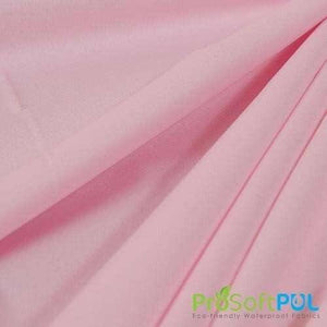 Baby Pink ProSoft FoodSAFE® PUL | Ab Fab Textiles