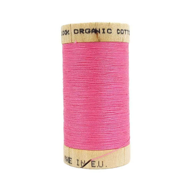Bubblegum (4810) - 100% Organic Cotton Thread - 100m | Ab Fab Textiles