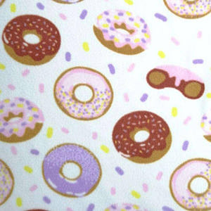 Donuts Anti Pilling Polar Fleece | Ab Fab Textiles