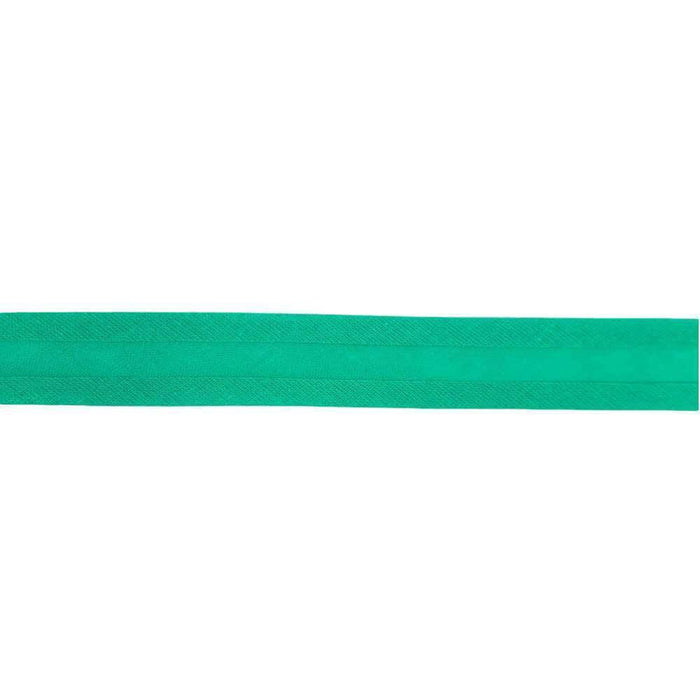 Emerald (057) 25mm Piegato 100% Cotton Bias Binding
