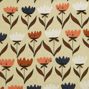 Flower Friends from Plant Peeps - 100% Organic Cotton - Cloud9 Fabrics | Ab Fab Textiles
