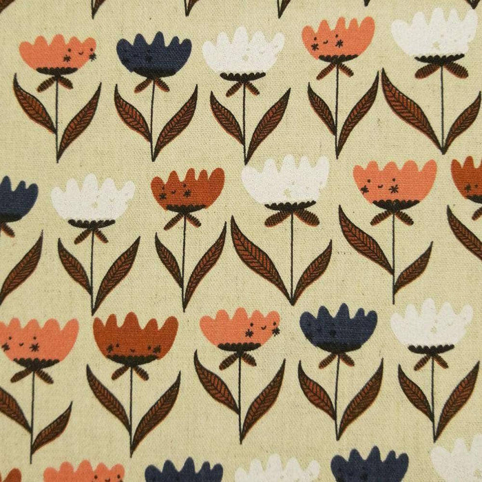 Flower Friends from Plant Peeps - 100% Organic Cotton - Cloud9 Fabrics