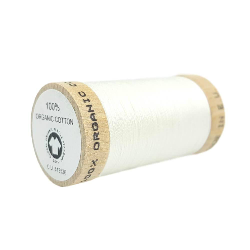 Linen (4801) - 100% Organic Cotton Thread - 100m | Ab Fab Textiles