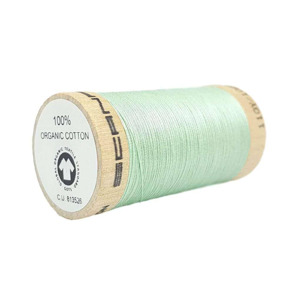 Mint (4820) - 100% Organic Cotton Thread - 100m | Ab Fab Textiles