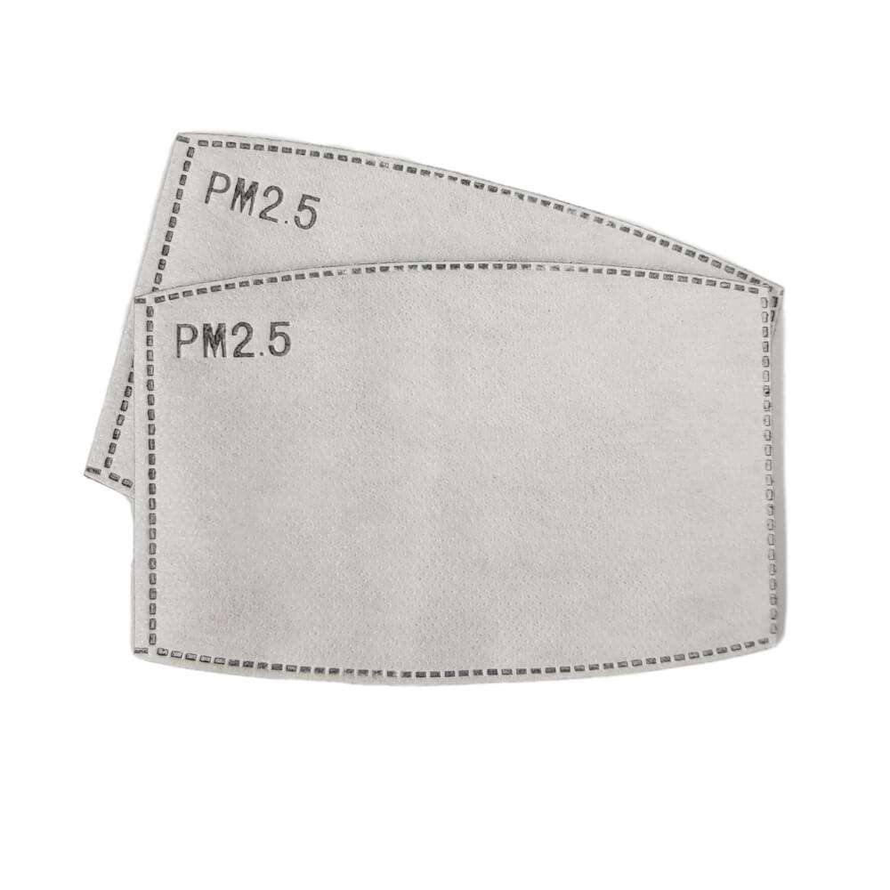 PM2.5 Carbon Face Mask Filter | Ab Fab Textiles
