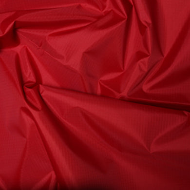 Red Rip-Stop Fabric