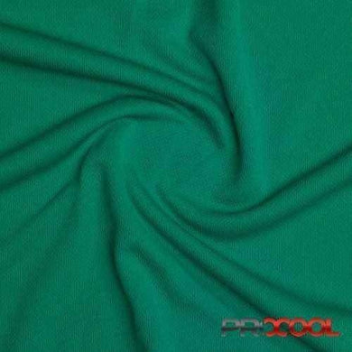 Ribbit Green ProCool® Athletic Jersey Mesh Fabric | Ab Fab Textiles