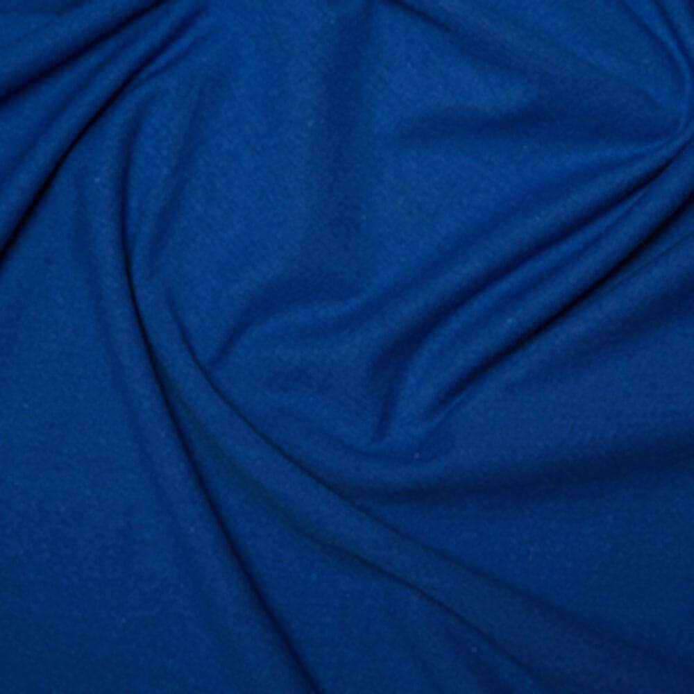Royal Blue 100% Cotton Jersey | Ab Fab Textiles