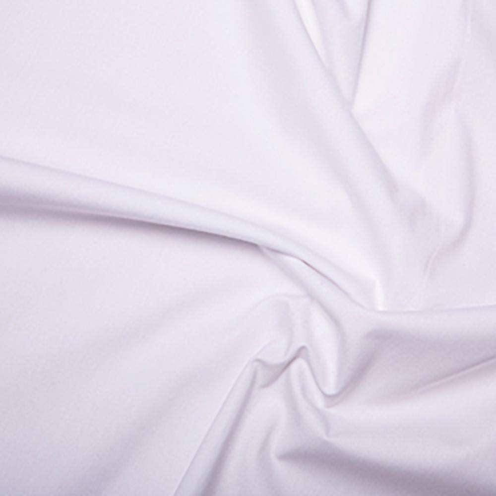 White Cotton Plain | Ab Fab Textiles