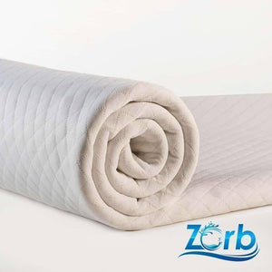 Zorb® 3D Diamond Fabric in Natural per Metre | Ab Fab Textiles