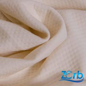 33 - Zorb 3D Bamboo Dimples - Full Width - 96cm Long - Ab Fab Textiles