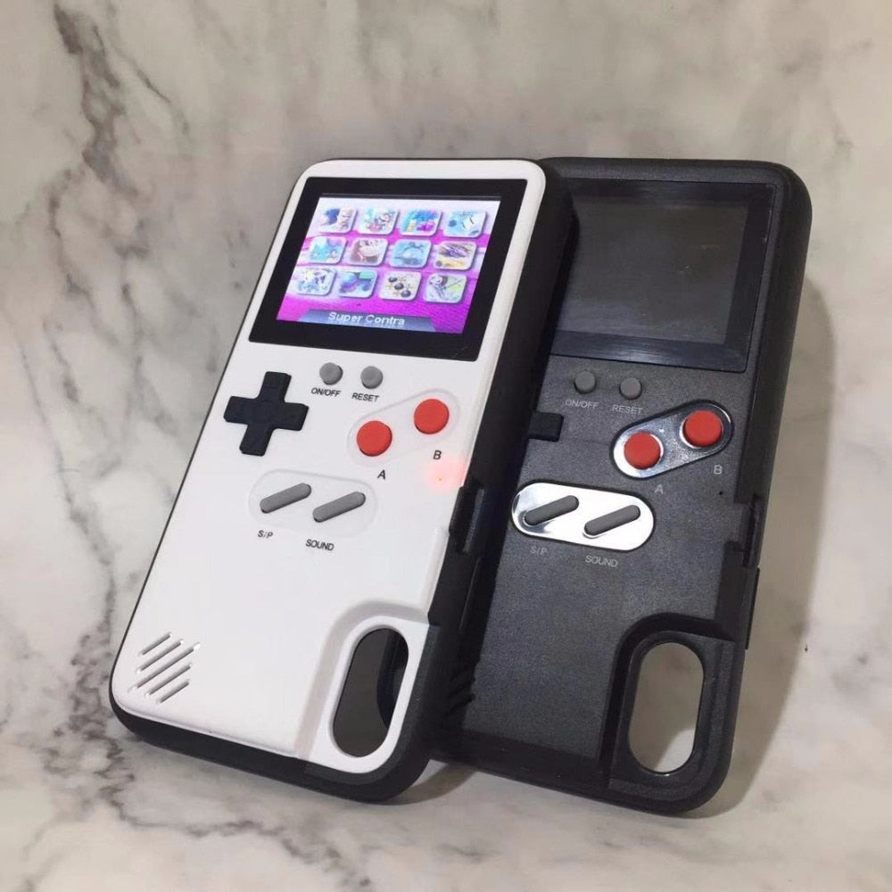 coque iphone 5 gameboy jeux