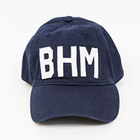 BHM Hat - Navy