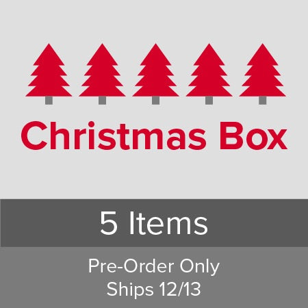 5 Item Christmas Box