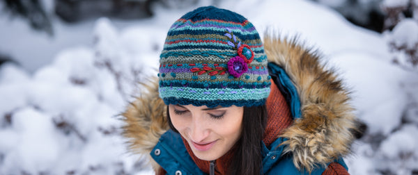 Introducing Lost Horizons – New Handknitted Accessories for Women