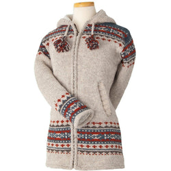 ELIZABETH KNIT COAT