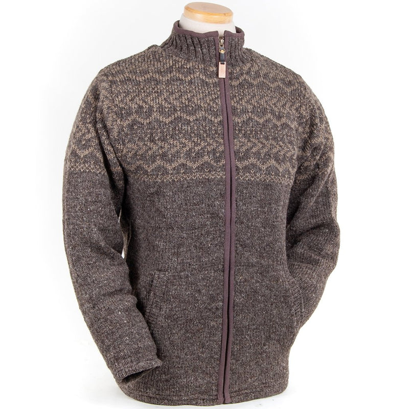 YUKON KNIT JACKET