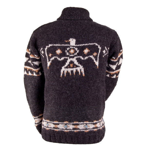 EAGLE KNIT JACKET