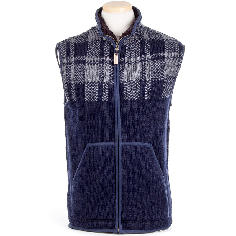 HUNTER KNIT VEST