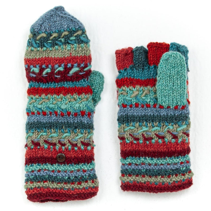 Navika finger mittens by Lost Horizons
